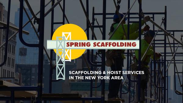 Spring Scaffolding – NY